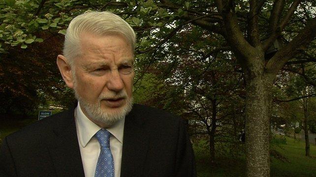 ICTU General Secretary David Begg
