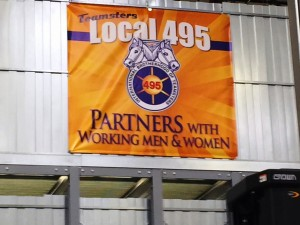 Local 495 banner