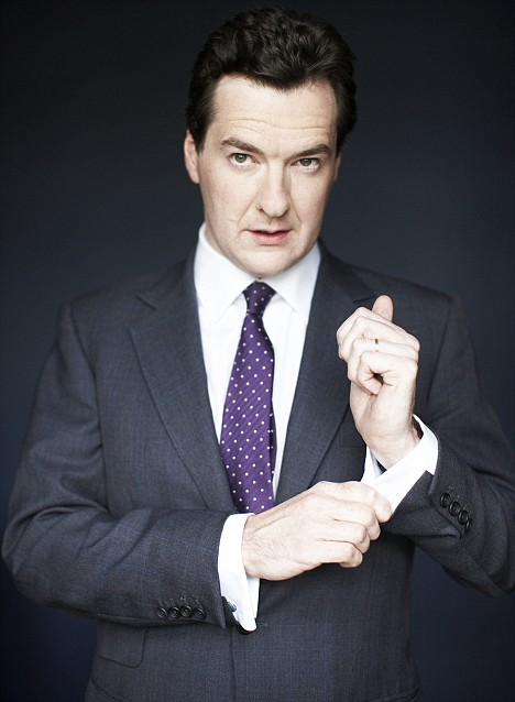 George Osborne: Look - nothing up my sleeve - not even a failed flagship policy