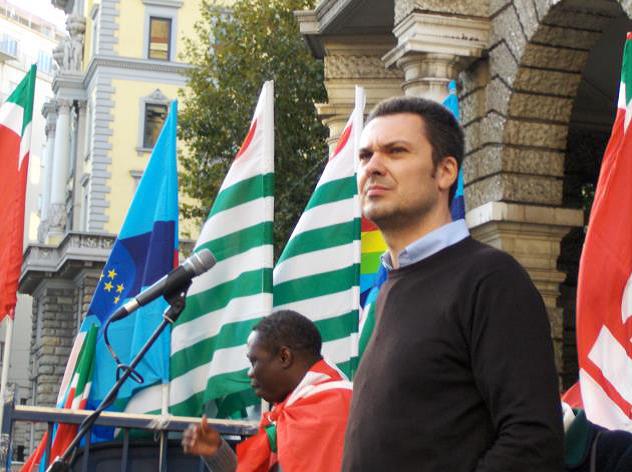 Luca Visentini the proposed successor to Bernadette Ségol as General Secretary of the European Trade Union Confederation.