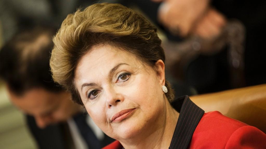 Brazilian President Dilma Rouseff