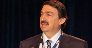 Napoleon Gomez, President of Los Mineros