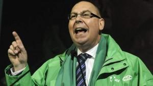 AVC union leader Marc Leemans