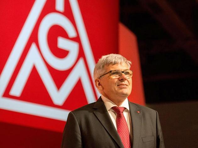 New IG Metall President Joerg Hofmann