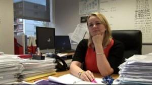 Unite's Executive Officer Sharon Graham